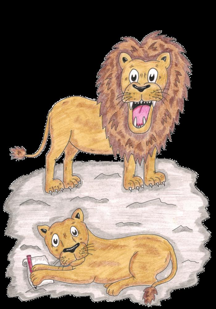 Zoo Jagtens løver!
